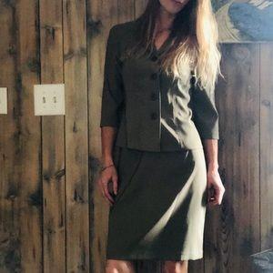 My Michelle blazer skirt suit small